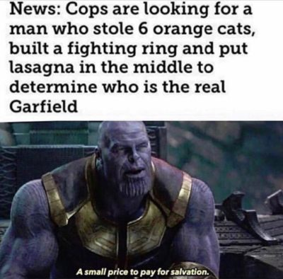 theyre ruining thanos memes