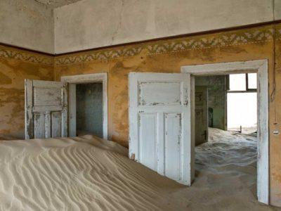 Deserted Beach House