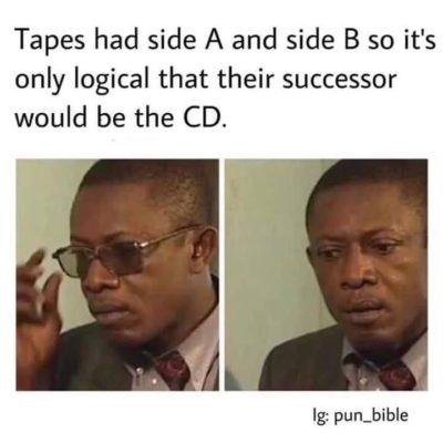I mean, It makes sense