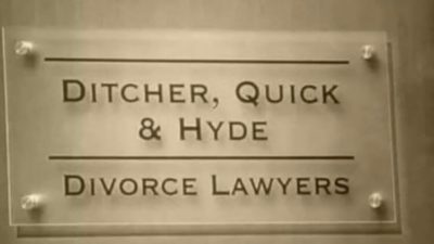 Divorce lawyers.