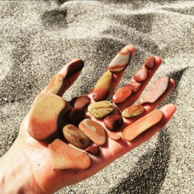 Rocks Hand…