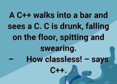 Such a Classless!!