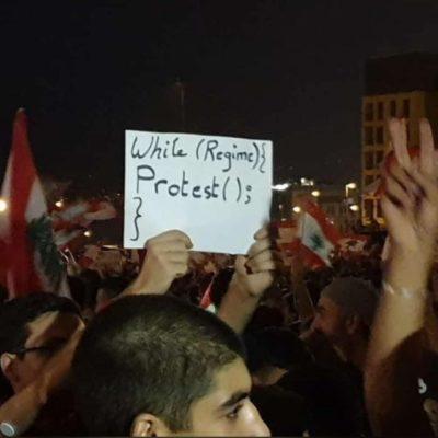 Seen in Lebanon …