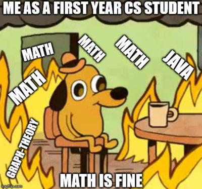 Math is fine