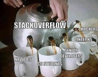 Thank you stackoverflow