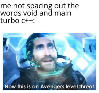 Scary isn't it
