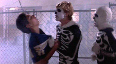 Remember, 35 years ago this Thursday, Daniel LaRusso was brutally attacked by members of Cobra Kai following a Halloween party. Tell your kids to be safe this Halloween.