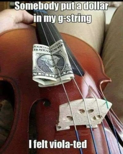 Musical misery