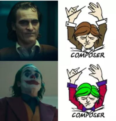 Joker the composer