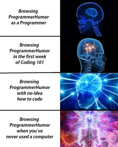 the People of ProgrammerHumor