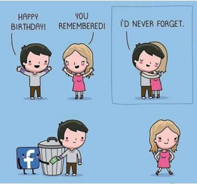 Facebook is clutch