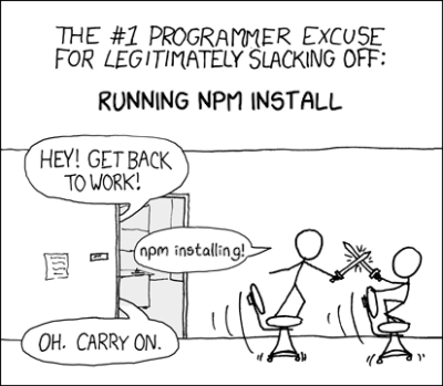 updated this classic xkcd for modern times