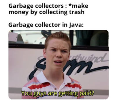 Poor Java Garbage Collector