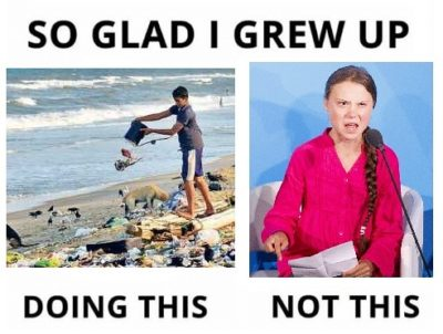 Sorry next generation, previous generation told current generation it was okay..