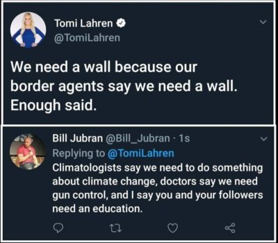 Tomi just got burnt!