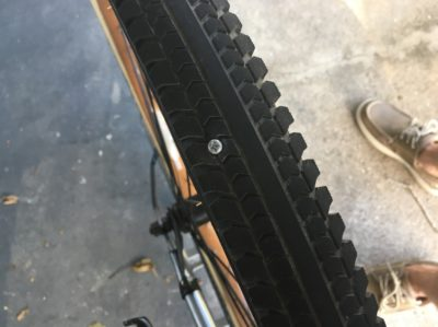 I guess my bike is screwed!