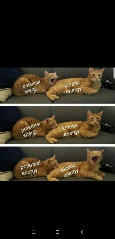 Yeah science!