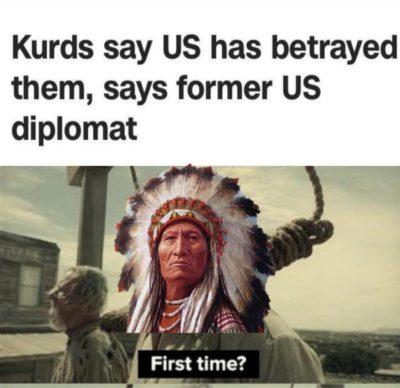 Poor Kurds.