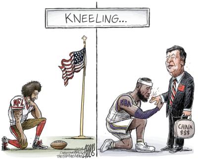NBA AND CHINA.