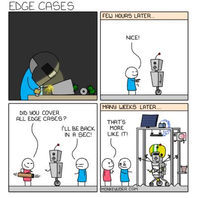 MonkeyUser – Edge Cases