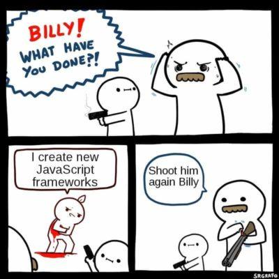 Go Billy Go !!!