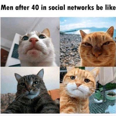 Men after 40