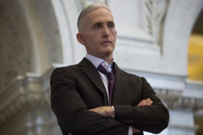 Trump's new lawyer Trey Gowdy looks like a Harry Potter villain.