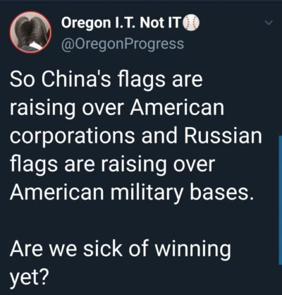 So much winning