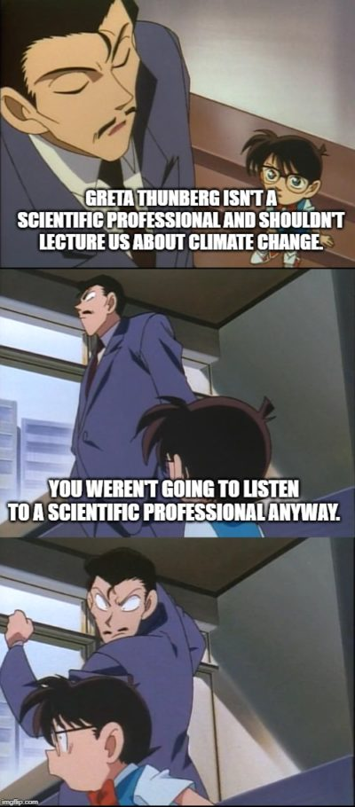 Arguing With a Boomer About Climate Change