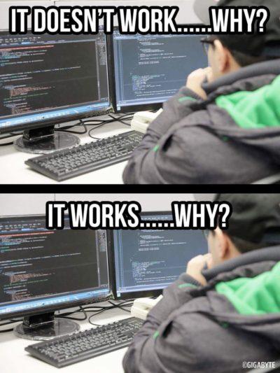 Why why Analysis!