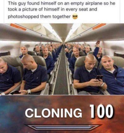 Edited Skyrim memes are the peak of humour