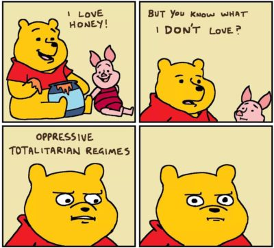 You're right, Pooh