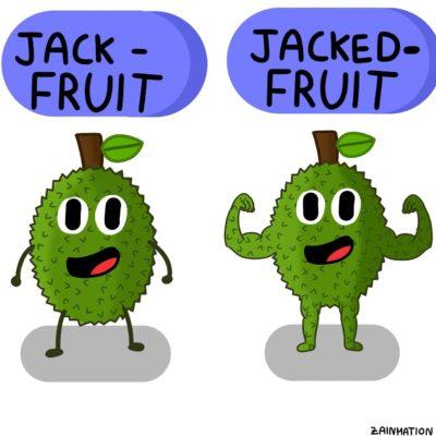 jack=/= Durian