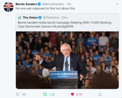 Bernie Sanders desperately scrambling to cover up newest breaking scandal