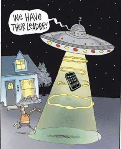 E.T. phone bad