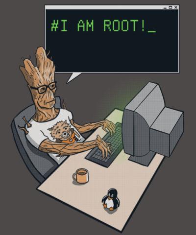 I AM ROOT.!