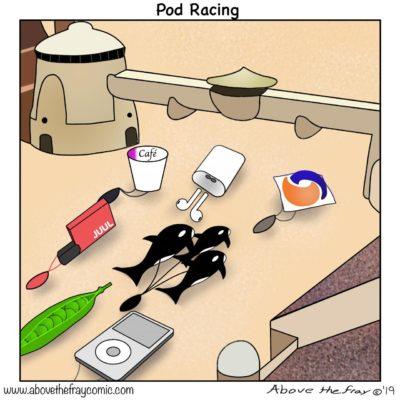 Pod Racing