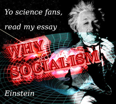 Einstein's thoughts are interesting regardless if agreeing or not