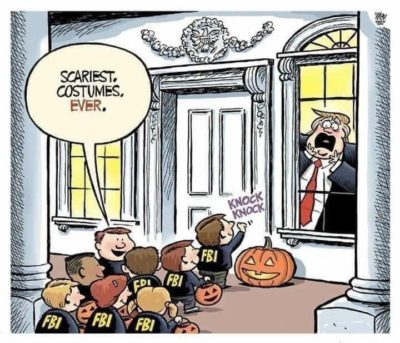 Trick or Treat Donnie..