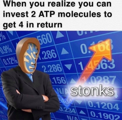 Technically we're all investors