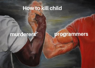 How to kill child