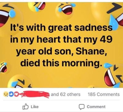 When boomers don't understand emojis