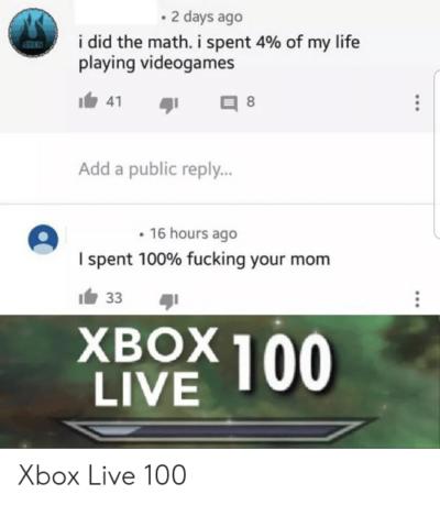 Xbox Live 100