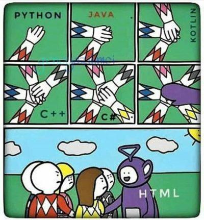 Languages Teletubbies