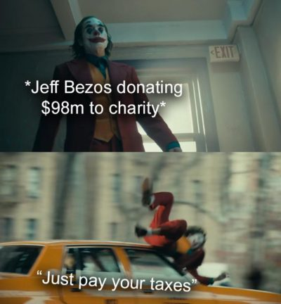 Jeff Bezos makes $98.5 million donation, UK Labour leader calls him out: 'Just pay your taxes'