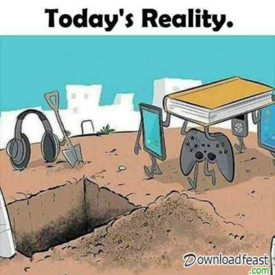 Technology bad