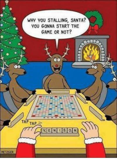 Boomer Christmas Humor