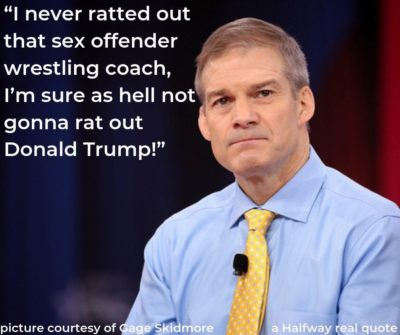 Jim Jordan Keeping it 💯