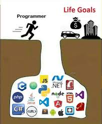 Life of a Programmer.