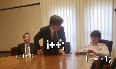 i +=-( i – (i + 1));